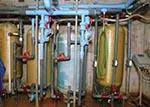 pressurized filter system